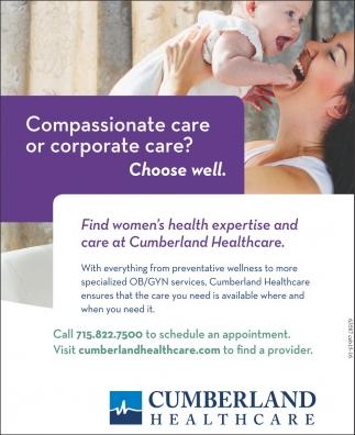 Compassionate Care / Corporate Care