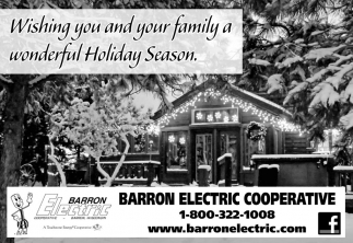 Wishing you and your family a wonderful Holiday Season