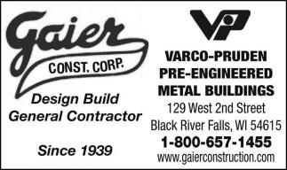 Design Build, General Contractor