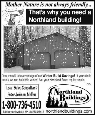 Winter Build Savings
