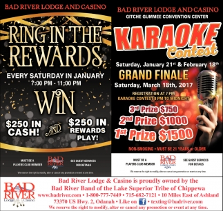 $250 in cash! $250 in rewards play!