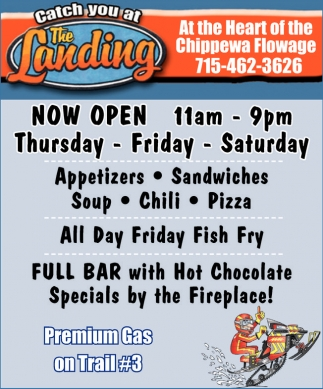 All Day Friday Fish Fry