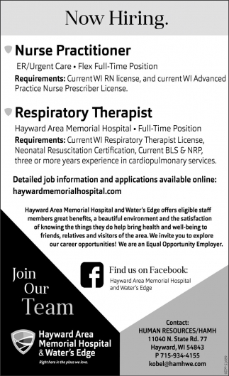Nurse Practitioner / Respiratory Therapist
