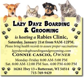 Rabies Clinic