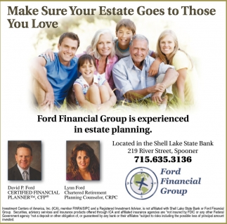 Make Sure Your Estate Goes to Those You Love