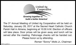 3rd Annual Meeting