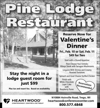 Pine Lodge Restaurant