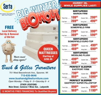 Big Winter Blowout