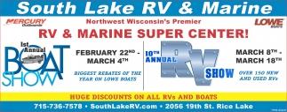 RV & Marine Super Center