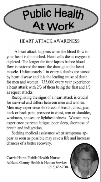 Heart Attack Awareness