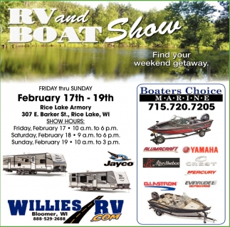 RV and Boat Show