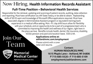 Health Information Records Assistant