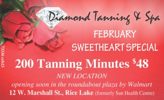 February Sweetheart Special
