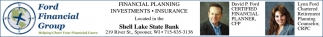 Financial Planning Investments Insurance