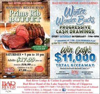 Winter Wonder Bucks