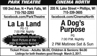 La La Land - A Dog's Purpose