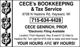 Electronic Filing Available