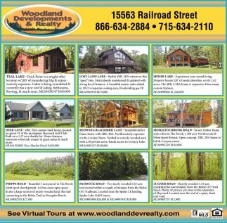 Hayward Wisconsin Real Estate