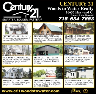 Waterfront, Off Water, Commercial & Business