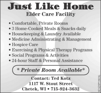 Elder Care Facility