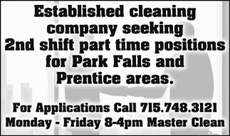 2nd shift part time