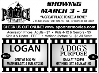 Logan - A Dog's Purpose