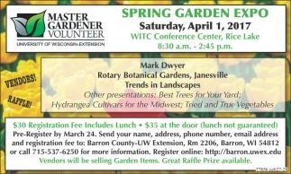 Spring Garden Expo