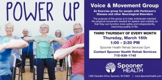 Voice & Movement Group