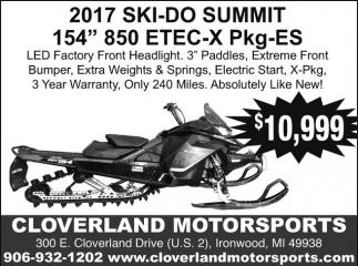 2017 SkiDoo Summit 154