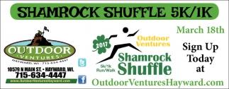 Shamrock Shuffle 5K/1K