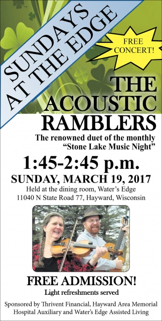 The Acoustic Ramblers