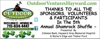 Annual Shamrock Shuffle