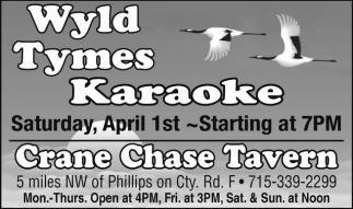Wyld Tymes Karaoke