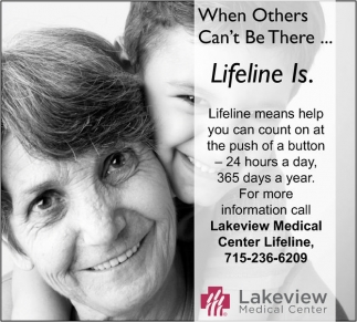 Lakeview Medical Center Lifeline