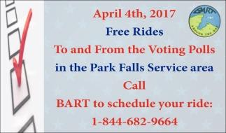 Free Rides