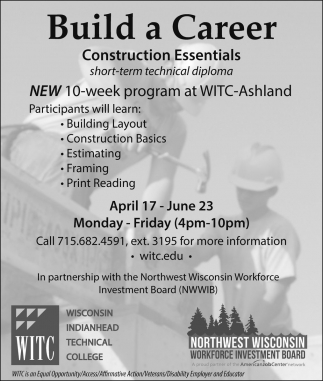 Build a Career Construction Essentials
