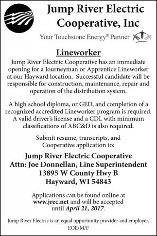 Lineworker