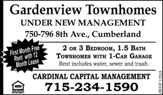 Gardenview Townhomes
