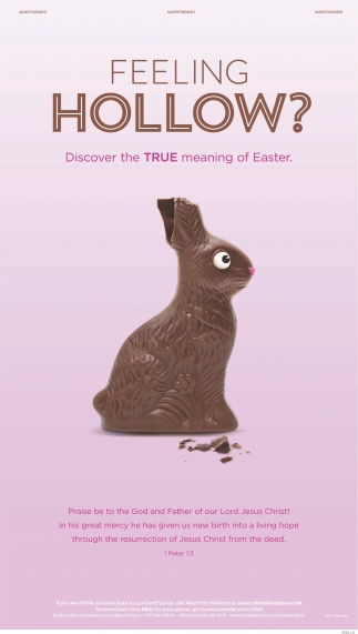 Discover the TRUE meaning of Easter