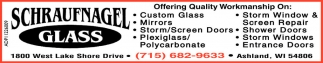 Your Complete Glass Shop