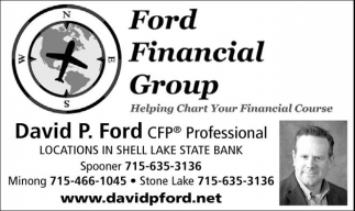 Helping Chart Your Financial Course