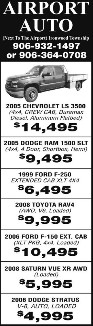 2005 Chevrolet LS 3500