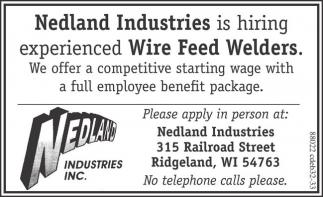 Wire Feed Welders
