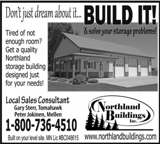 Local Sales Consultant Gary Sterr, Peter Jokinen
