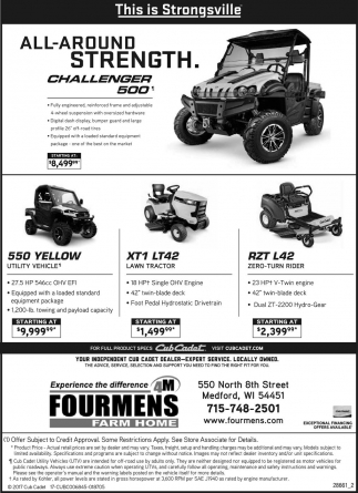 Your Independent Cub Cadet Dealer-Expert Service