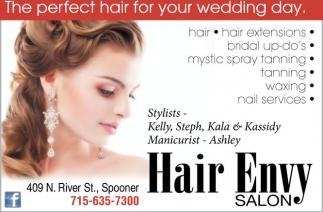 hair salon ads