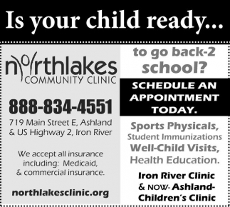 Is your child ready...