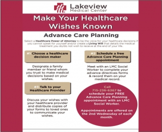 Advantage Care Planning