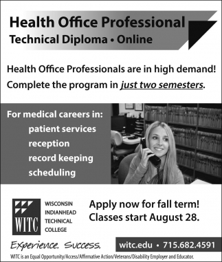 Health Office Professional