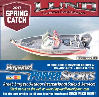 2017 Spring Catch